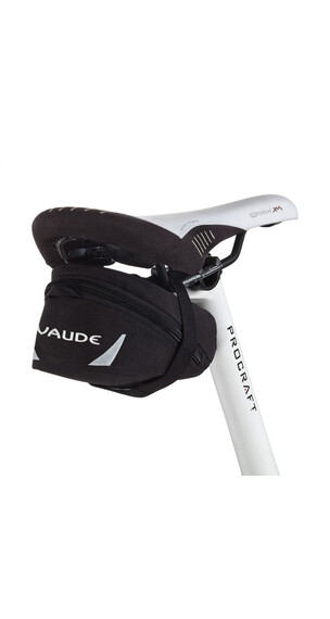 VAUDE Tube Bag M Cykeltaske sort